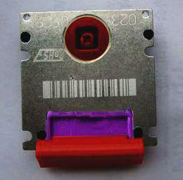 Xaar 128/80W Printhead - Purple